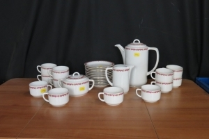 Koffieservies - Epiag Royal Czechoslovakia