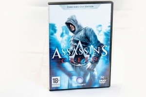 PC Game: Assassins creed, Directors cut edition