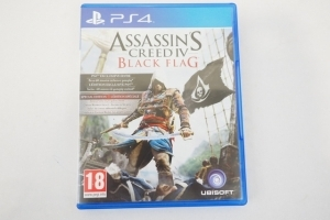 PS4 Game Assassins Creed IV Black Flag