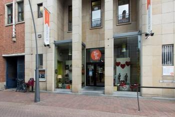 Onze Aarschotse tweedehandswinkel.